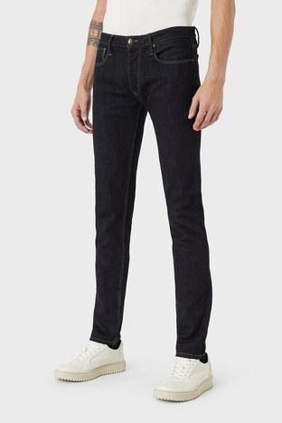 Emporio Armani - Emporio Armani J75 Jeans Erkek Kot Pantolon 6K1J75 1DI5Z 0941 LACİVERT (1)