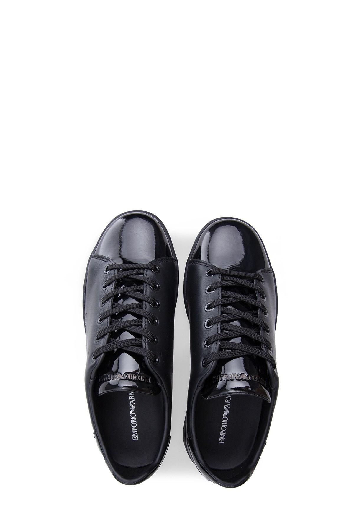 Emporio Armani Kadın Ayakkabı SX3X061XL514K001 SİYAH
