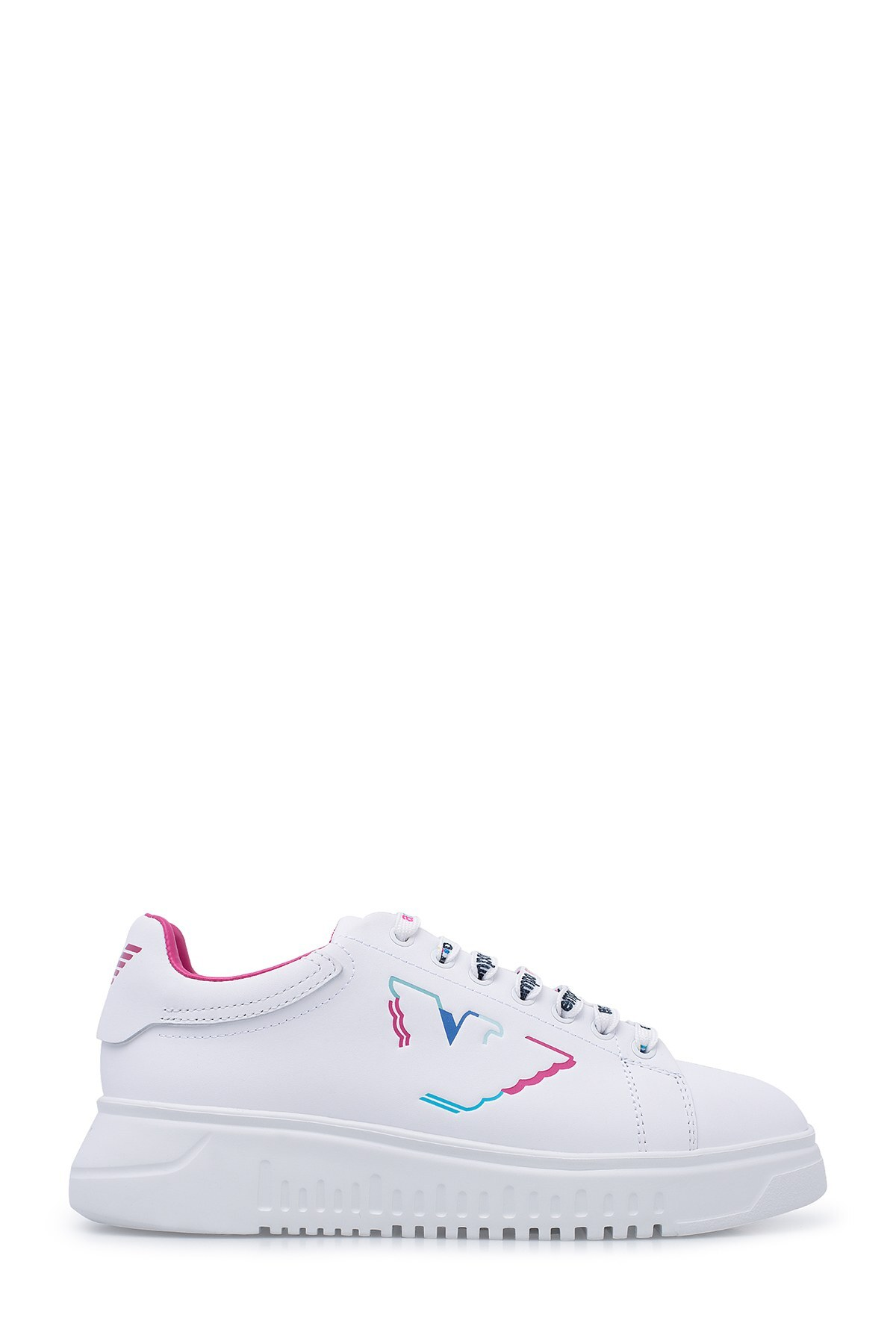 Emporio Armani Kadın Ayakkabı X3X024 XM270 R740 BEYAZ