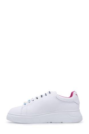 Emporio Armani - Emporio Armani Kadın Ayakkabı X3X024 XM270 R740 BEYAZ (1)