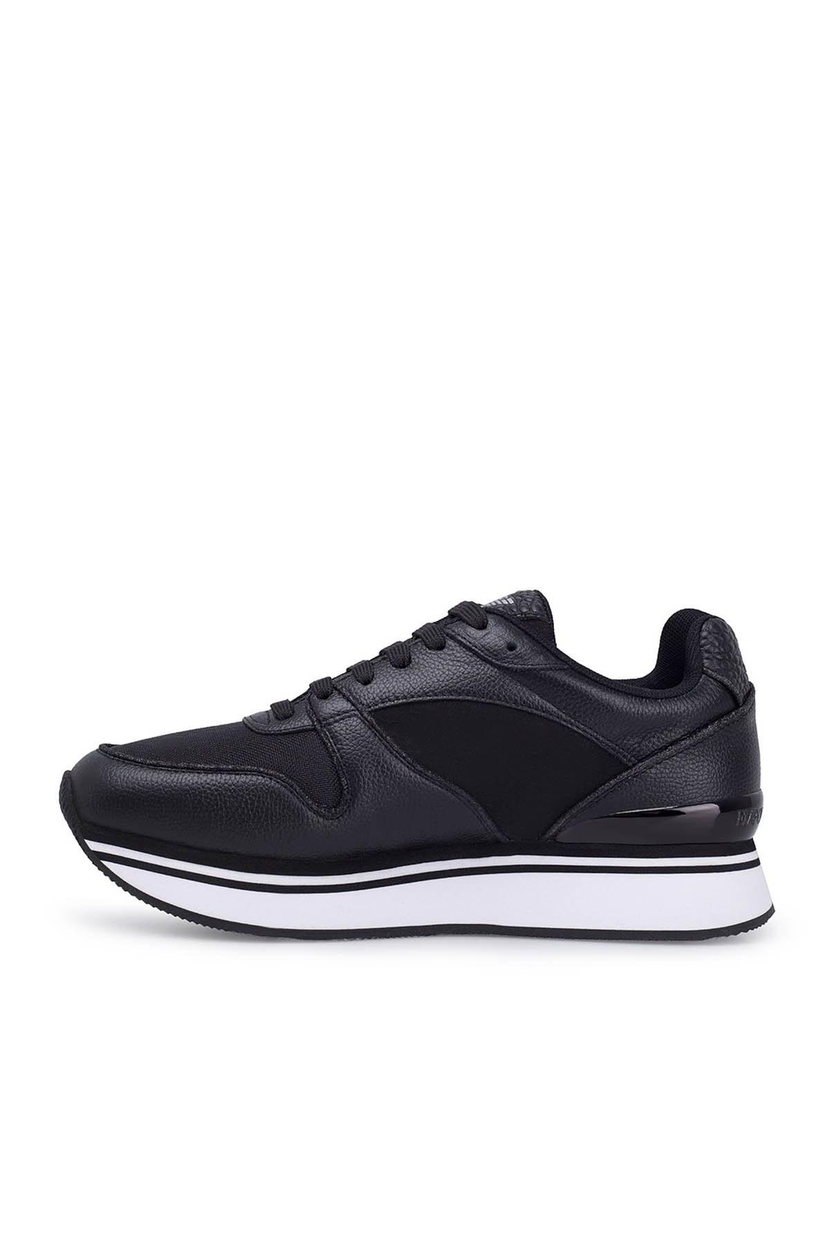 Emporio Armani Bayan Ayakkabı X3X046 XM308 C026 SİYAH