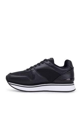 Emporio Armani - Emporio Armani Bayan Ayakkabı X3X046 XM308 C026 SİYAH (1)