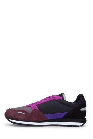 Emporio Armani - Emporio Armani Kadın Ayakkabı X3X058 XL481 A189 BORDO (1)