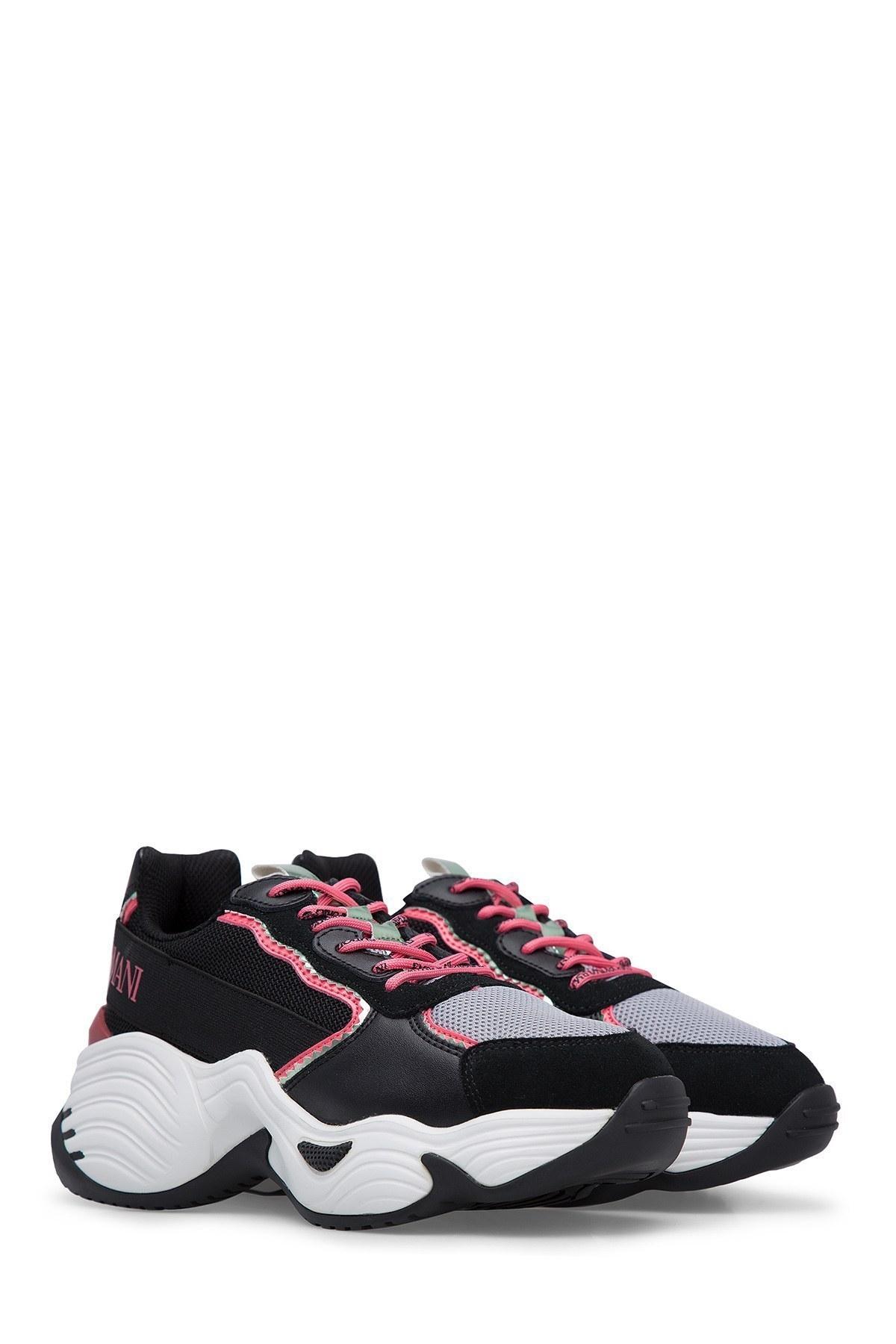 Emporio Armani Kadın Ayakkabı X3X088 XM059 R541 SİYAH