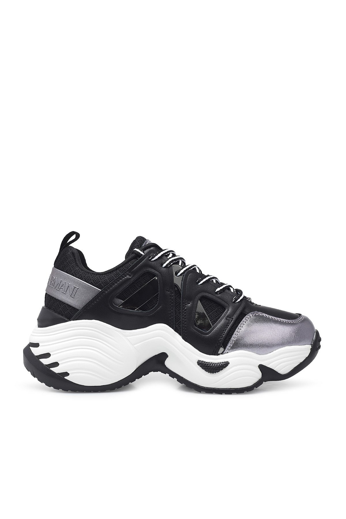 Emporio Armani Bayan Ayakkabı X3X099 XM583 R122 SİYAH