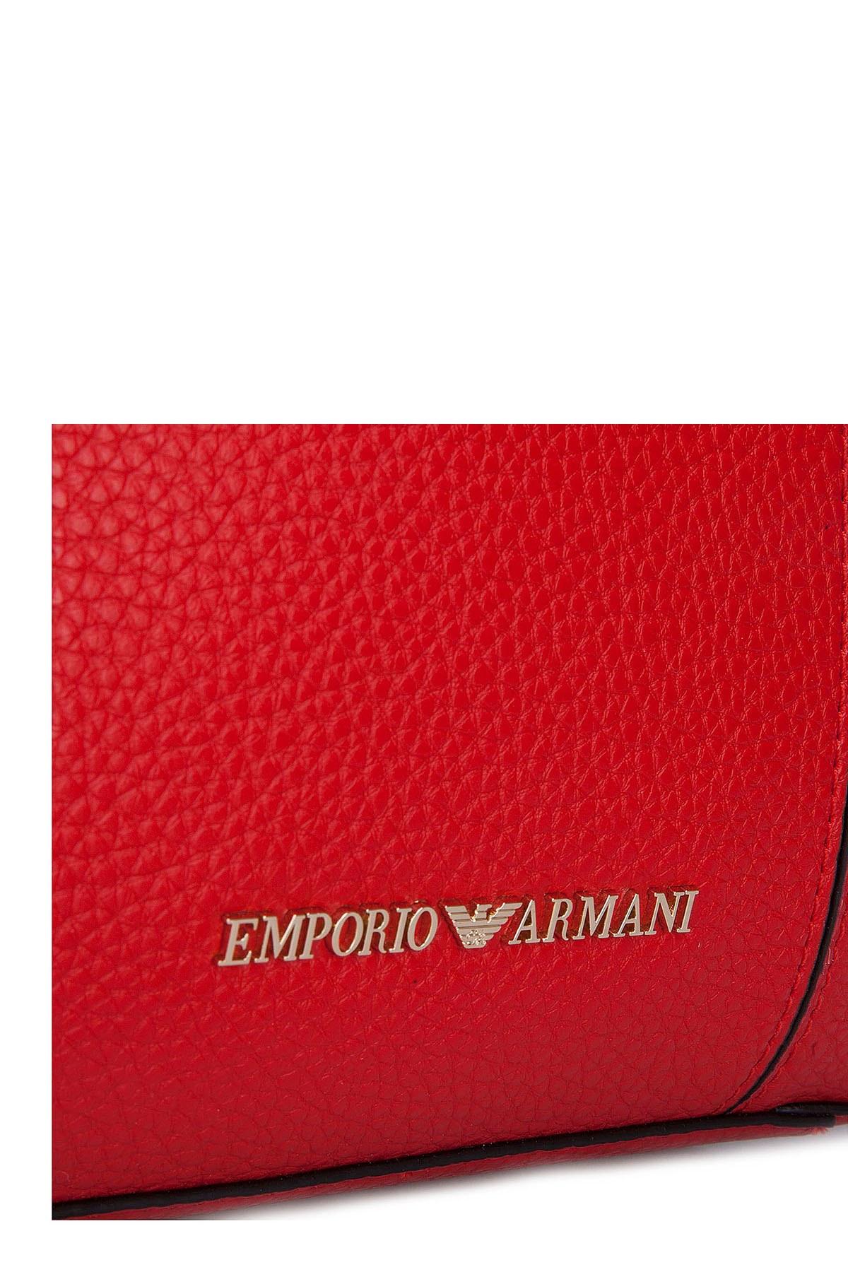 Emporio Armani Kadın Çanta S Y3L030 YH22A 80041 KIRMIZI