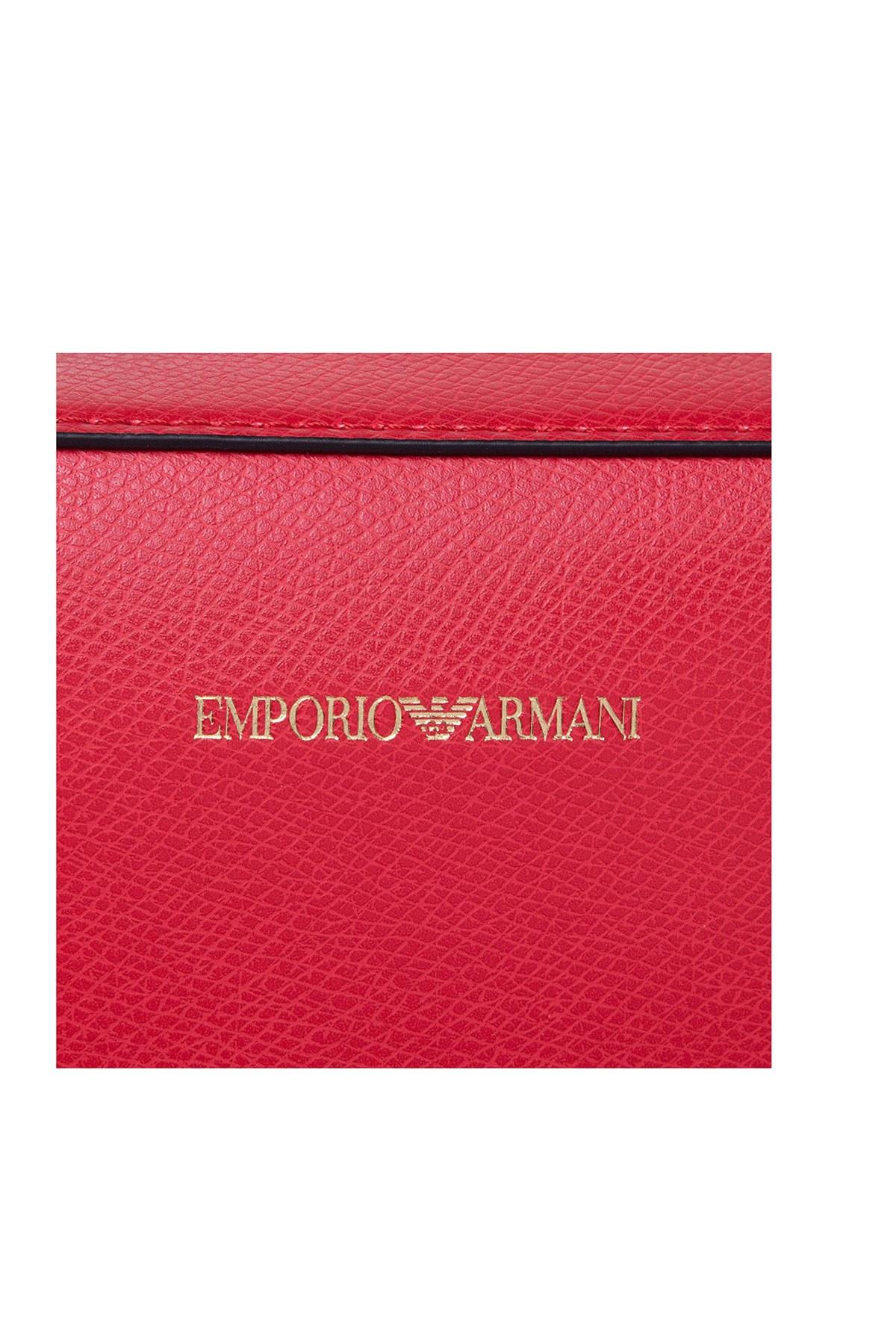 Emporio Armani Kadın Çanta Y3B092 YH15A 84301 KIRMIZI