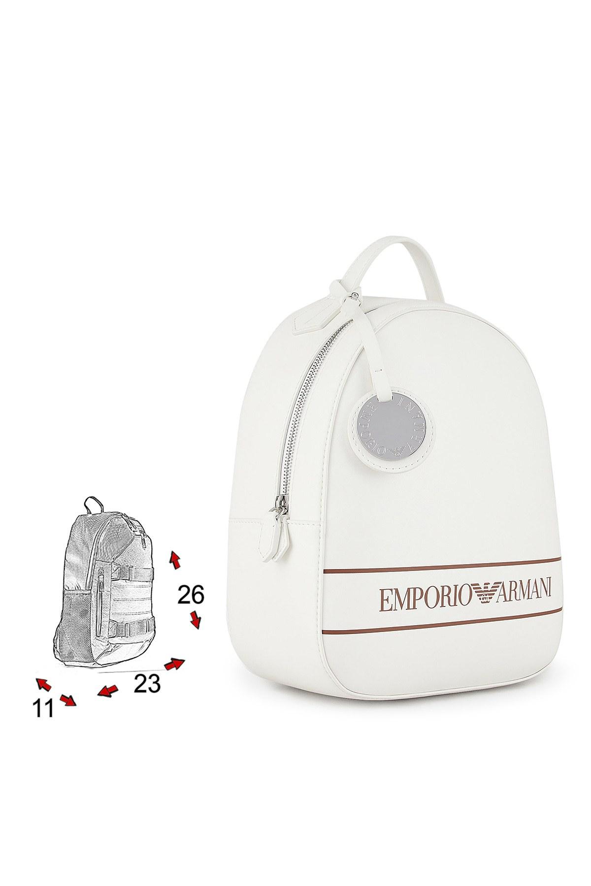 Emporio Armani Kadın Çanta Y3L024 YFO4E 84319 BEYAZ