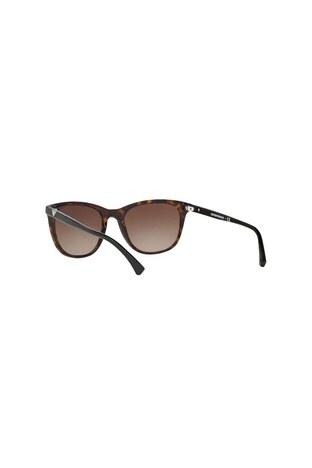 Emporio Armani - Emporio Armani Bayan Gözlük 0EA4086 502613 54 KAHVE (1)