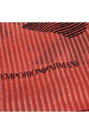 Emporio Armani Kadın Şal 635250 9P337 10276 PEMBE