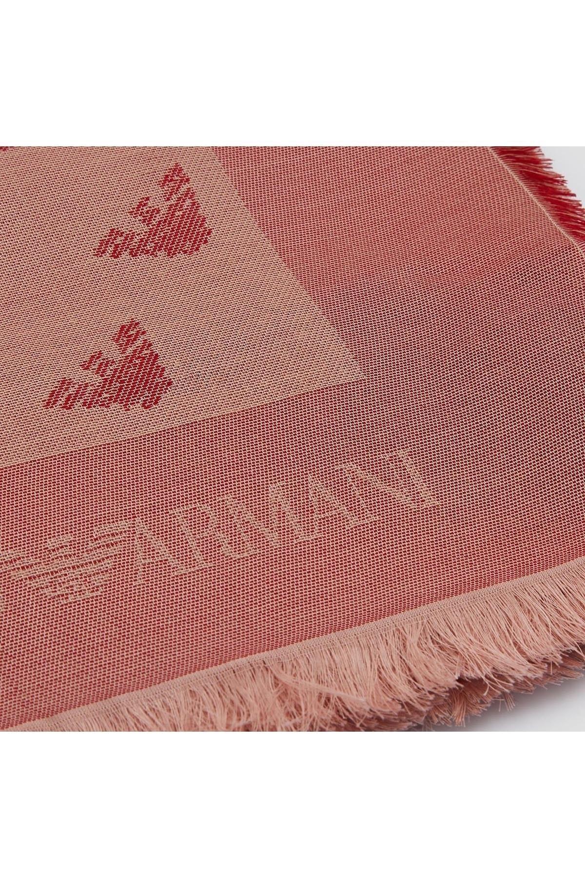 Emporio Armani Kadın Şal 635314 9P336 12270 KİREMİT