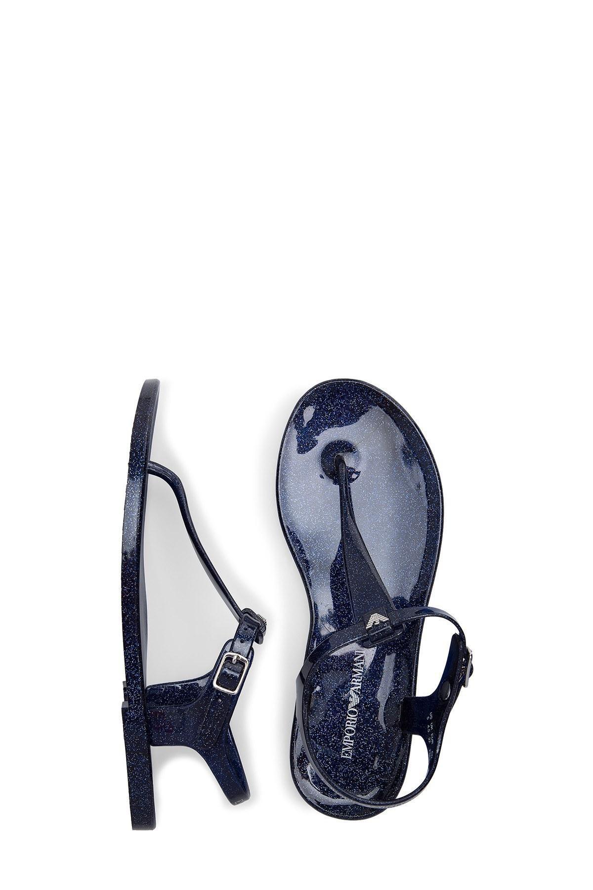 Emporio Armani Kadın Sandalet X3QS06 XL816 M605 SAKS