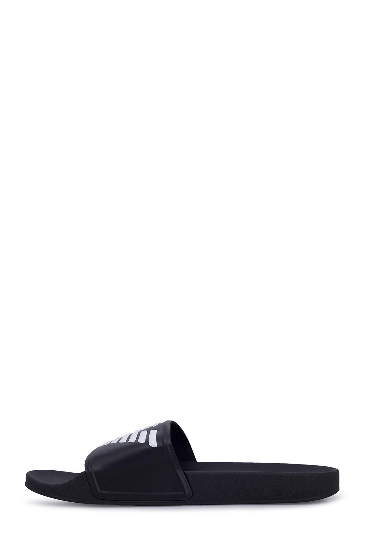 Emporio Armani Kadın Terlik X3PS03 XL828 A120 SİYAH