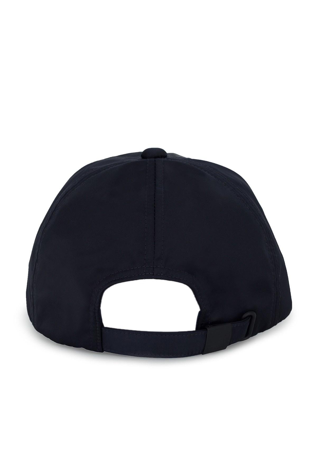 Emporio Armani Logo Baskılı Erkek Şapka S 627534 9A556 00035 LACİVERT