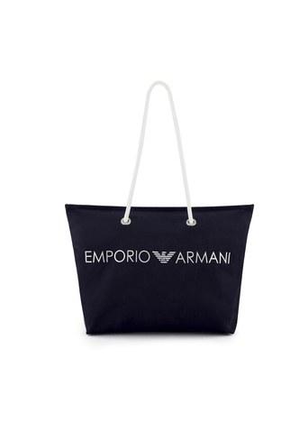 Emporio Armani - Emporio Armani Bayan Çanta 262653 1P804 00135 LACİVERT