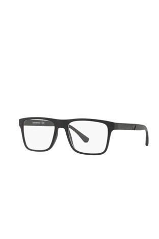 Emporio Armani - Emporio Armani Erkek Gözlük 0EA4115 58531W 54 SİYAH (1)
