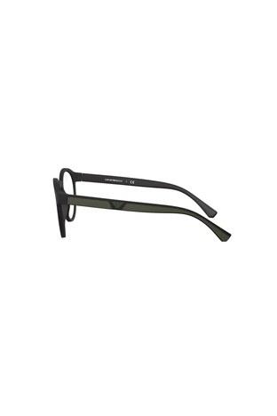 Emporio Armani - Emporio Armani Erkek Gözlük 0EA4152 50421W 52 SİYAH (1)