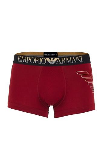 Emporio Armani Pamuklu Erkek Boxer 111389 0A595 02475 MOR
