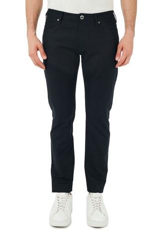 Emporio Armani - Emporio Armani Slim Fit Pamuklu J06 Jeans Erkek Pamuklu Pantolon 3K1J06 1NWYZ 0920 LACİVERT (1)