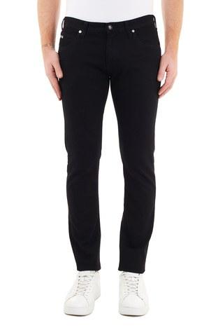 Emporio Armani - Emporio Armani Slim Fit Pamuklu J10 Jeans Erkek Kot Pantolon 6H1J10 1DM9Z 0005 SİYAH (1)