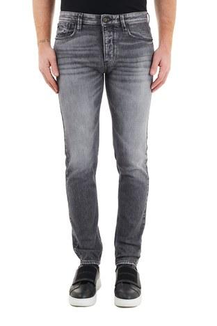 Emporio Armani - Emporio Armani Slim Fit Pamuklu J75 Jeans Erkek Kot Pantolon 6H1J75 1DU0Z 0007 SİYAH (1)