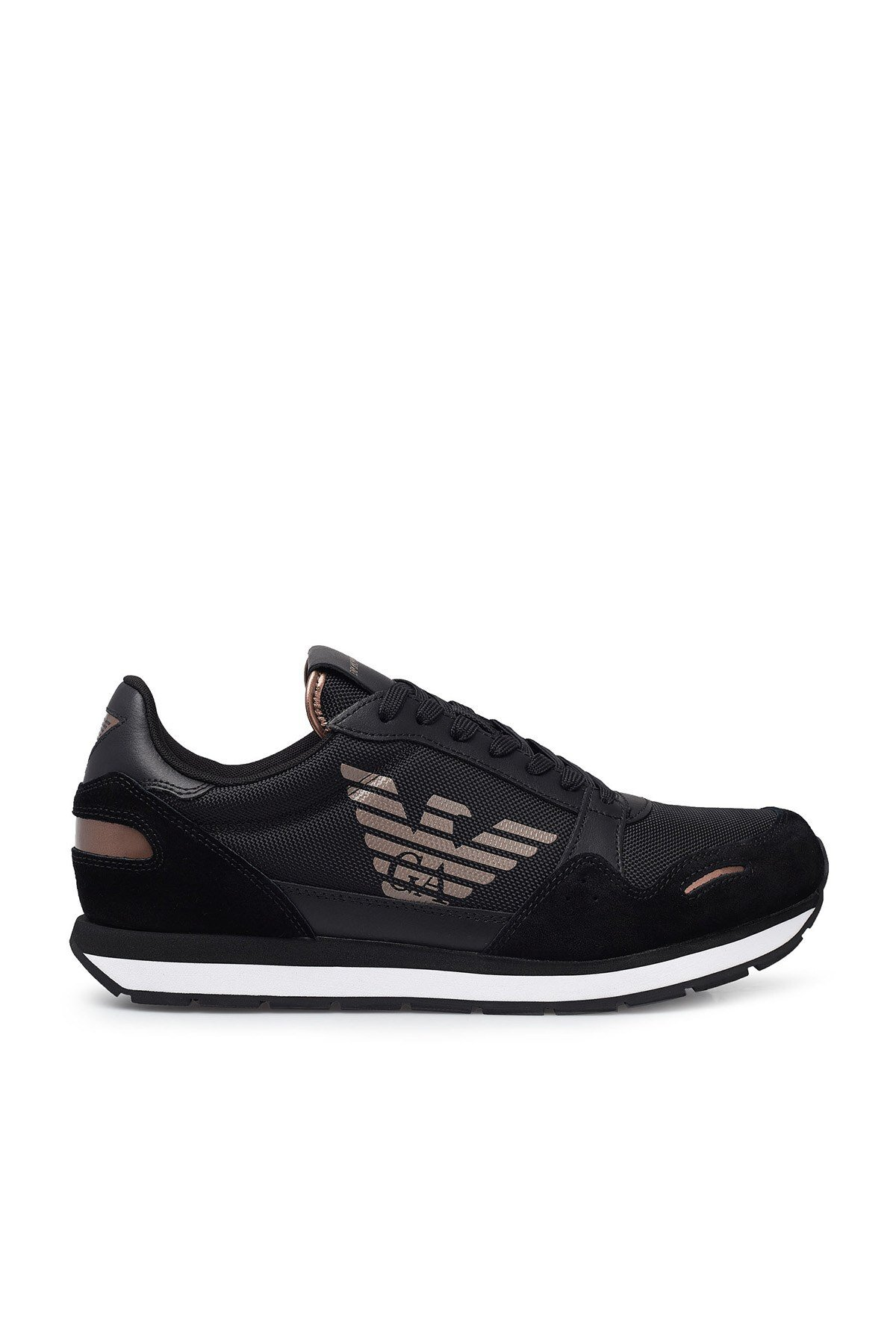 Emporio Armani Sneaker Erkek Ayakkabı X4X215 XM561 N218 SİYAH