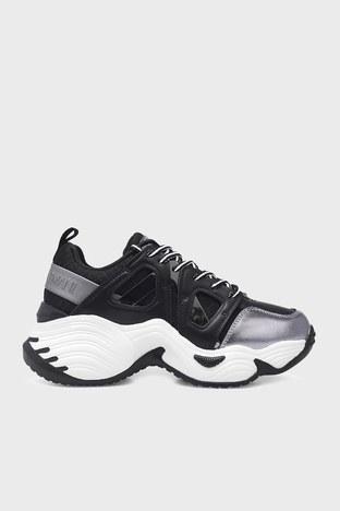 Emporio Armani - Emporio Armani Sneaker Bayan Ayakkabı S X3X099 XM583 R122 SİYAH