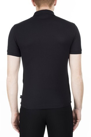 Emporio Armani - Emporio Armani T Shirt Erkek Polo 3H1F94 1JPDZ 0999 SİYAH (1)