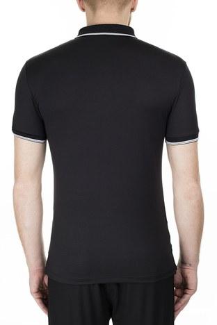Emporio Armani - Emporio Armani T Shirt Erkek Polo 6G1FG1 1J84Z 0999 SİYAH (1)