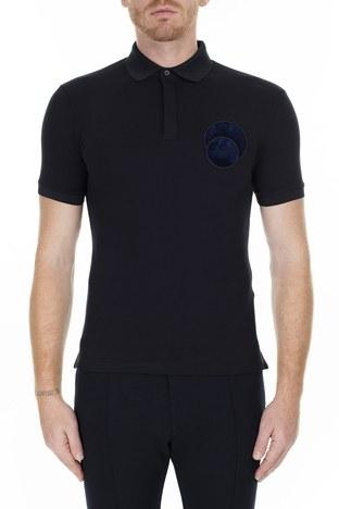 Emporio Armani - Emporio Armani T Shirt Erkek Polo 6G1FG2 1JPTZ 0932 LACİVERT