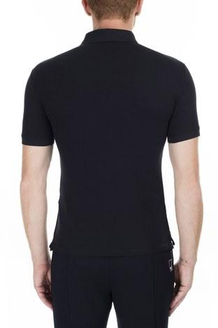 Emporio Armani - Emporio Armani T Shirt Erkek Polo 6G1FG2 1JPTZ 0932 LACİVERT (1)