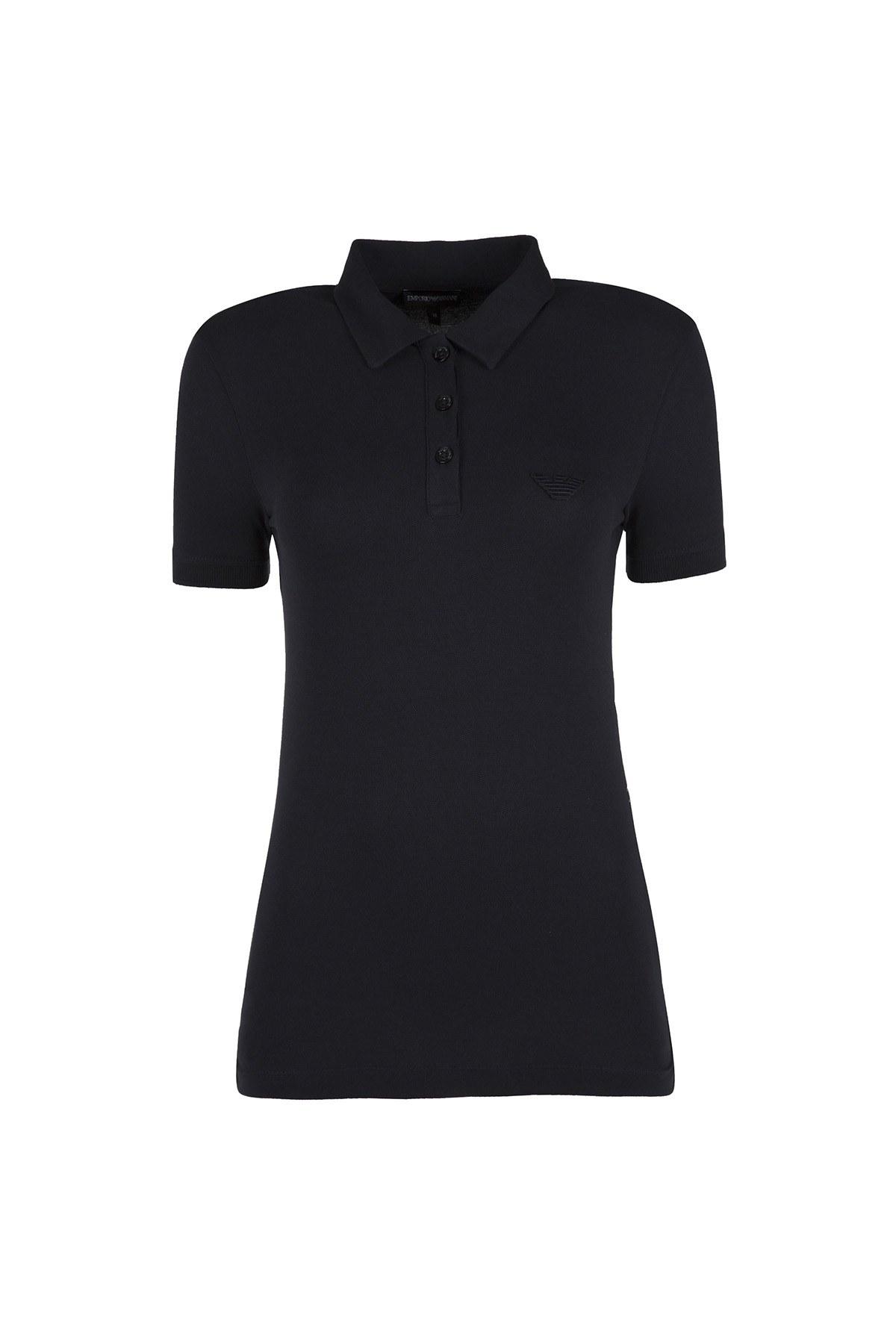 EMPORIO ARMANI T SHIRT Bayan T Shirt 3Z2M66 2J03Z 0920 LACİVERT