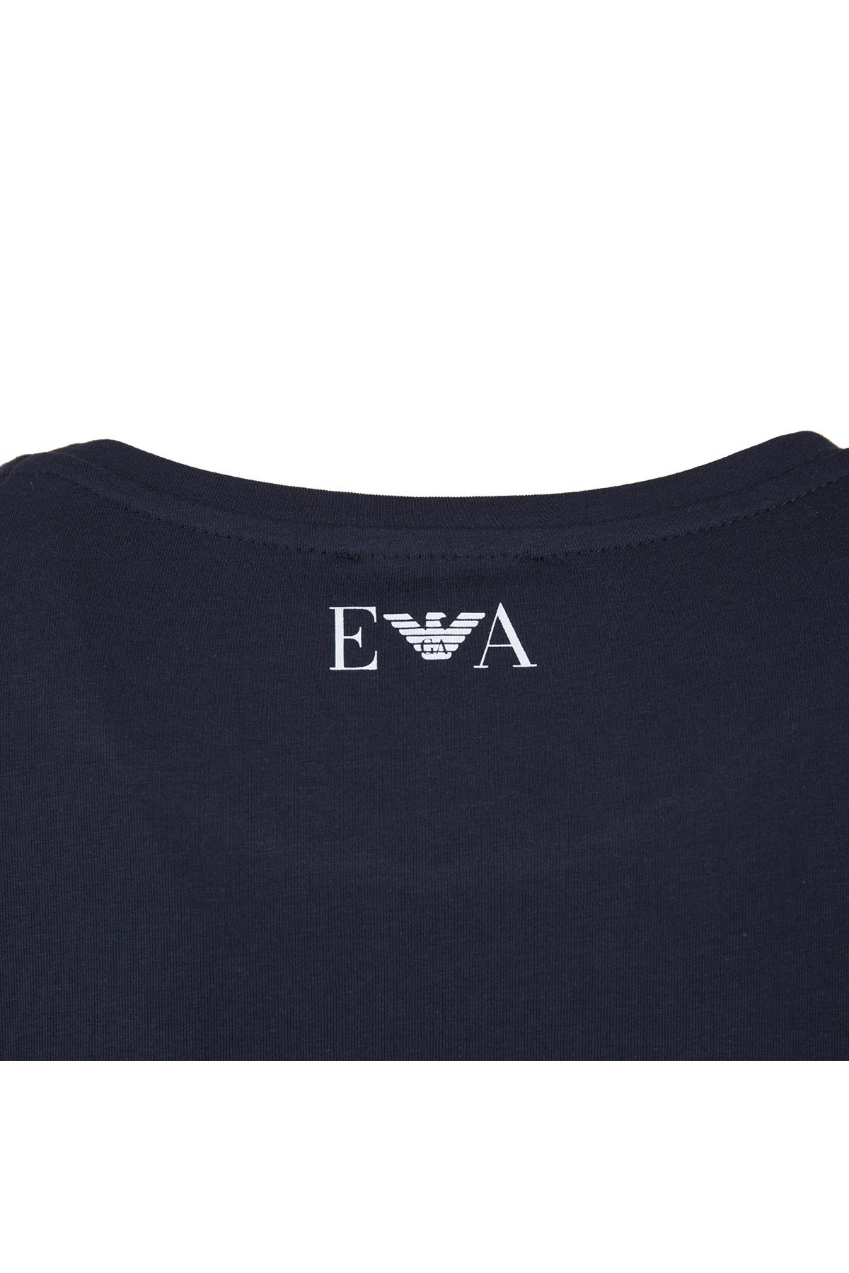 EMPORIO ARMANI T SHIRT Kadın T Shirt 3Z2T65 2J07Z LACİVERT
