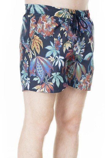 Etro Regular Fit Erkek Mayo Short 1B100 4125 200 LACİVERT