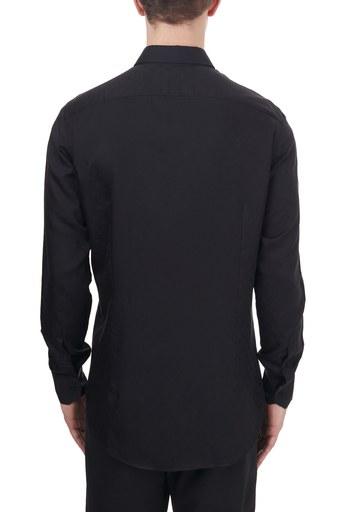 Etro Slim Fit Uzun Kollu Erkek Gömlek 11451 3272 0001 SİYAH