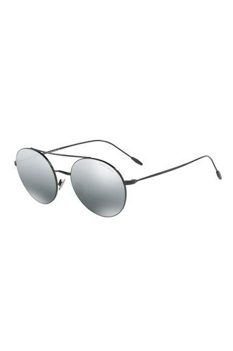 Giorgio Armani Aynalı Bayan Gözlük 0AR6050 301488 54 SİYAH