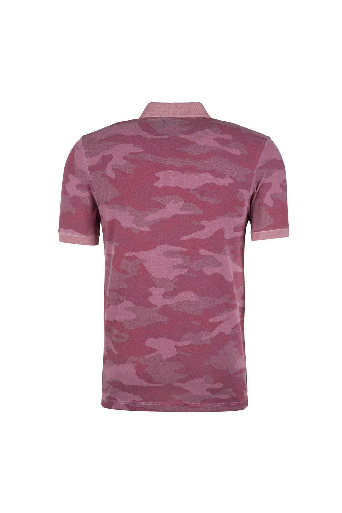 GRAN SASSO T SHIRT Erkek T Shirt 6017677020243 KIRMIZI