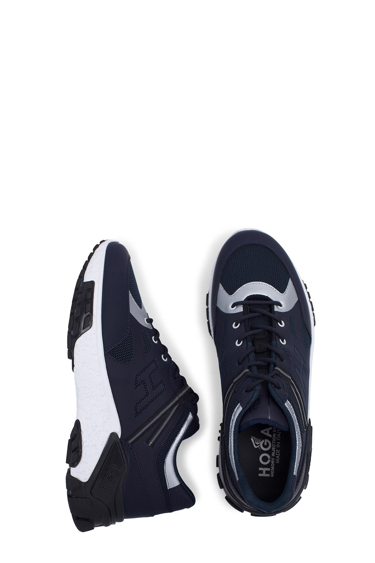 Hogan Erkek Ayakkabı HXM4770CQ90NC62318 LACİVERT