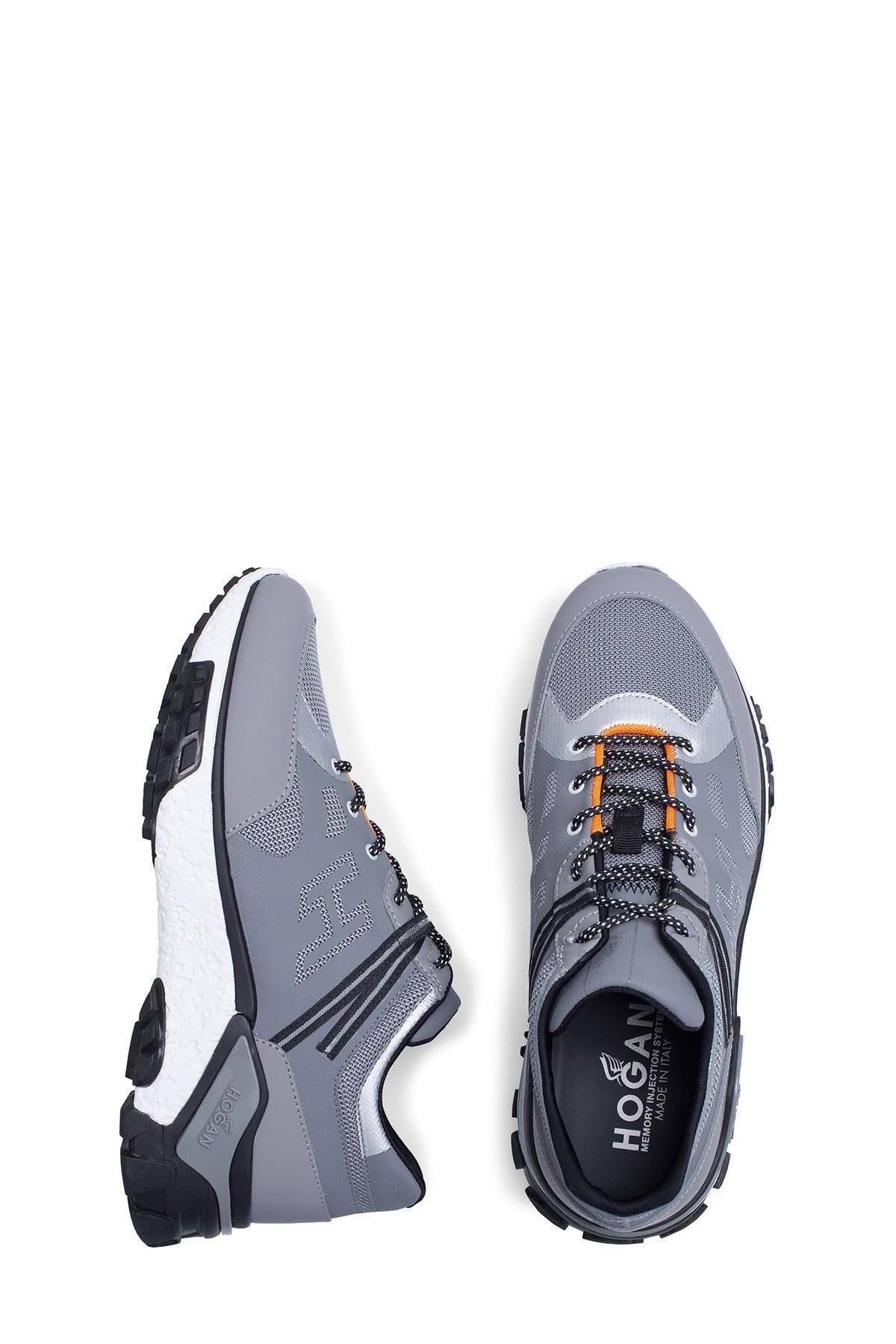 Hogan Erkek Ayakkabı HXM4770CQ90NC6B601 GRİ