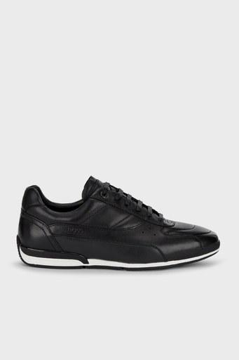 Hugo Boss Deri Casual Erkek Ayakkabı 50459254 001 SİYAH