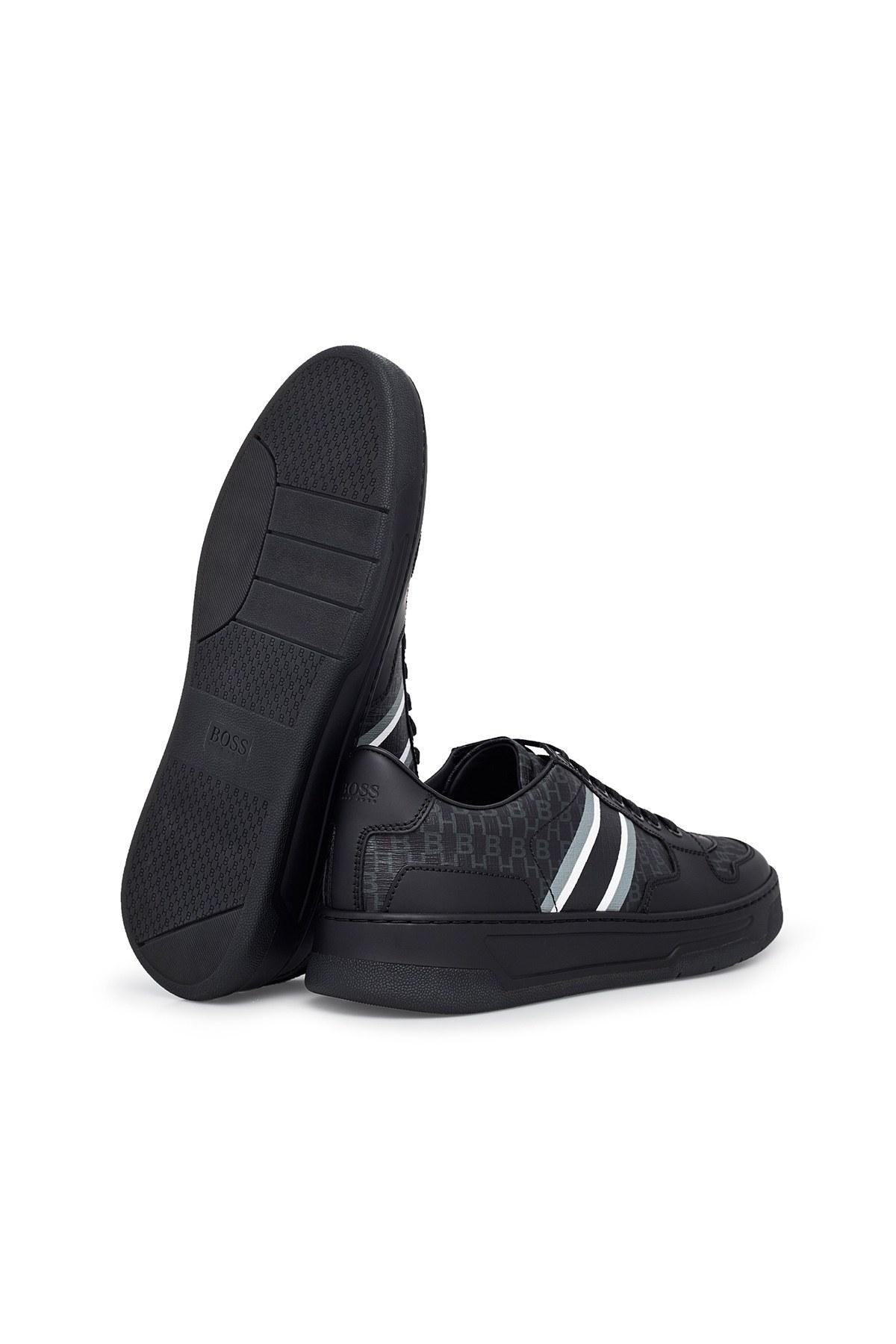 Hugo Boss Deri Erkek Ayakkabı 50437007 001 SİYAH