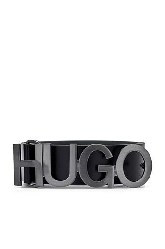 Hugo Boss Deri Erkek Kemer 50452149 001 SİYAH