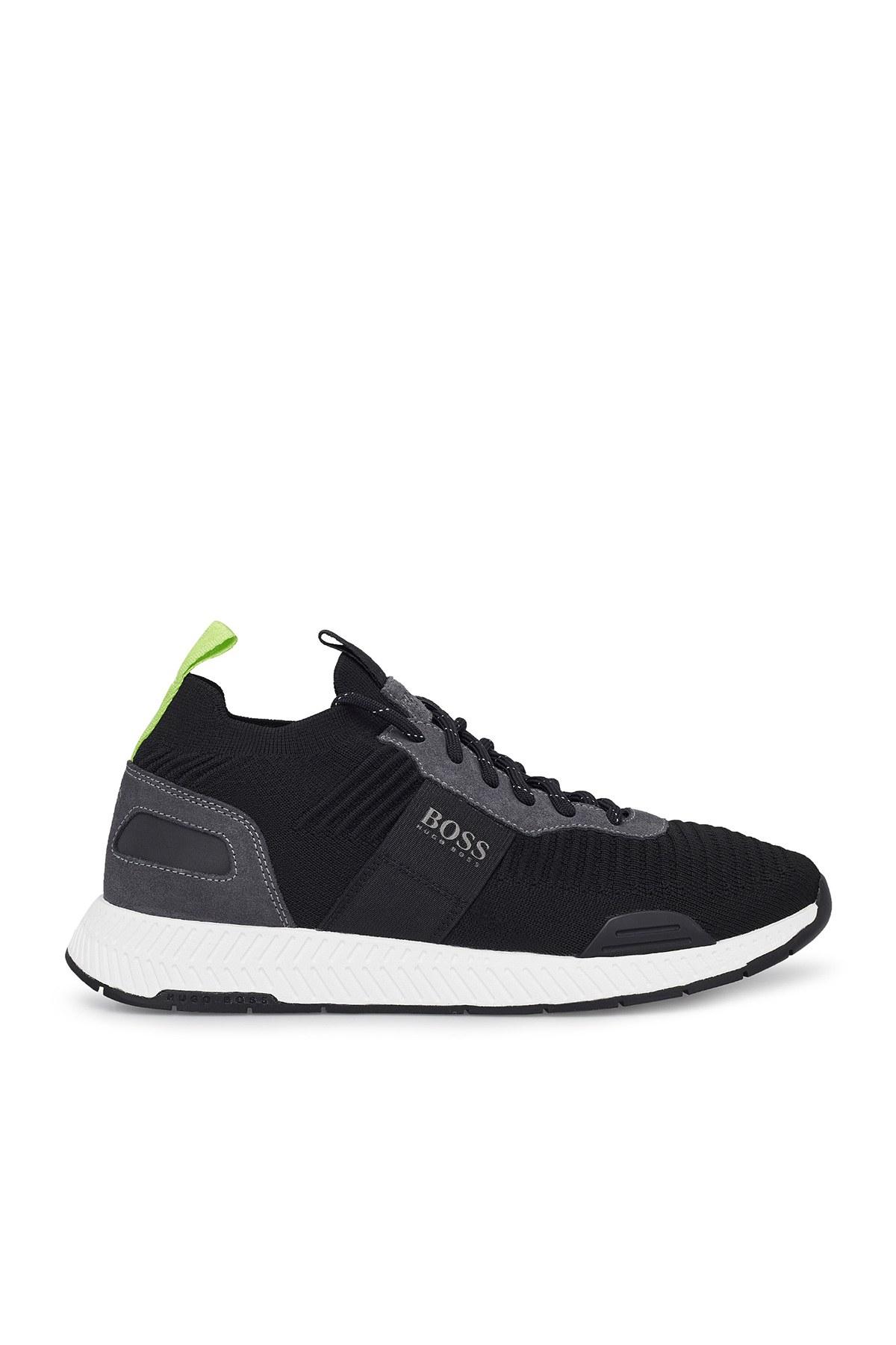 Hugo Boss Erkek Ayakkabı 50414734 005 SİYAH