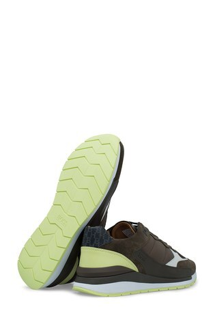 Hugo Boss Erkek Ayakkabı 50428292 343 HAKİ