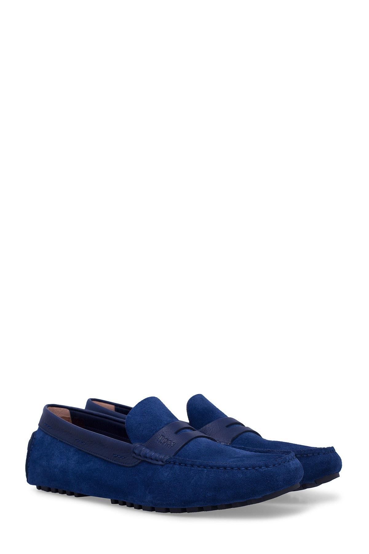 Hugo Boss Erkek Ayakkabı 50429920 410 LACİVERT