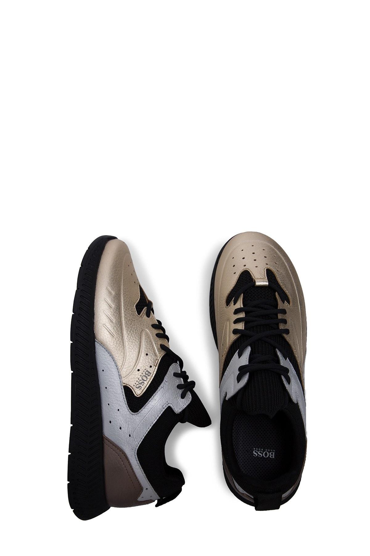 Hugo Boss Erkek Ayakkabı 50430248 715 GOLD