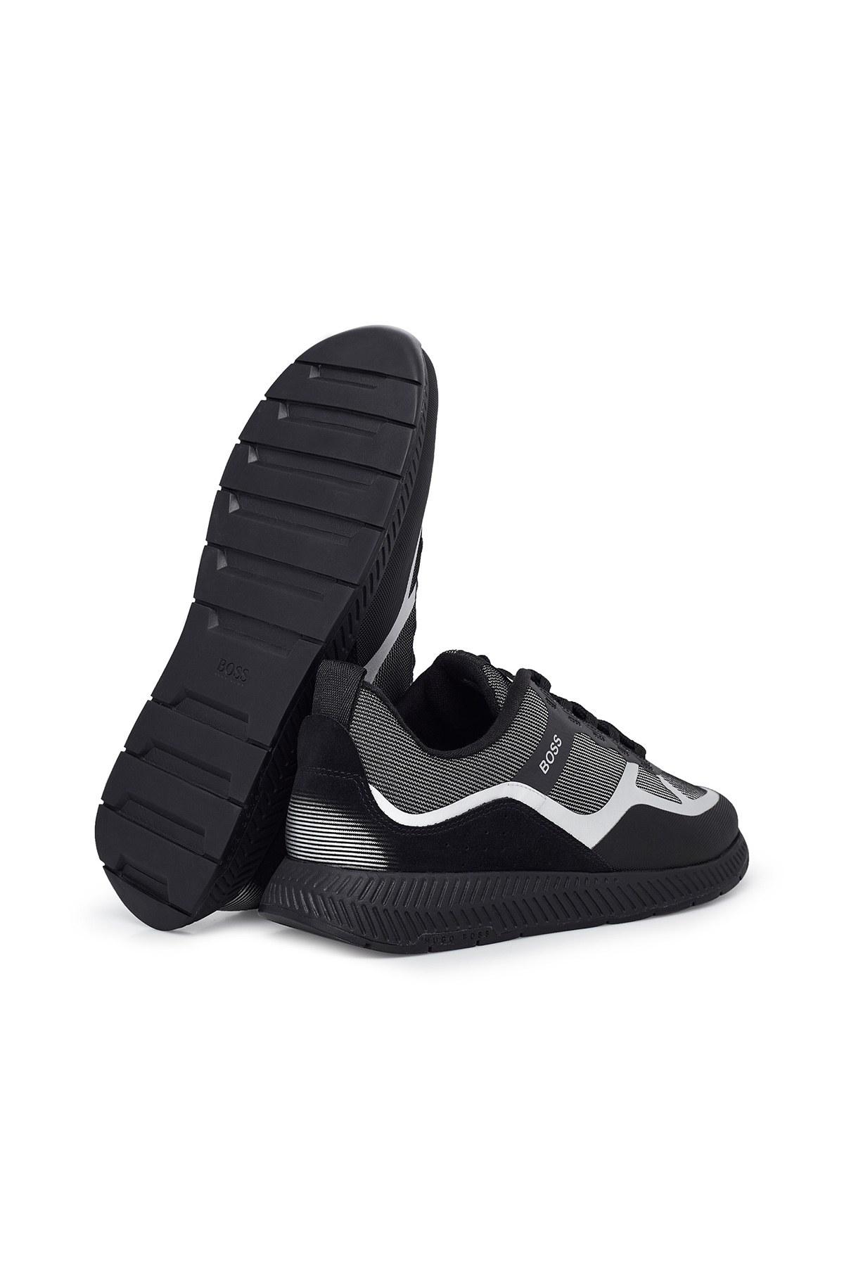 Hugo Boss Erkek Ayakkabı 50440774 001 SİYAH
