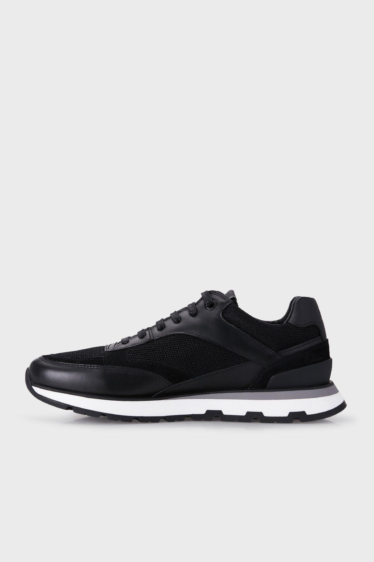 Hugo Boss Erkek Ayakkabı 50452595 001 SİYAH