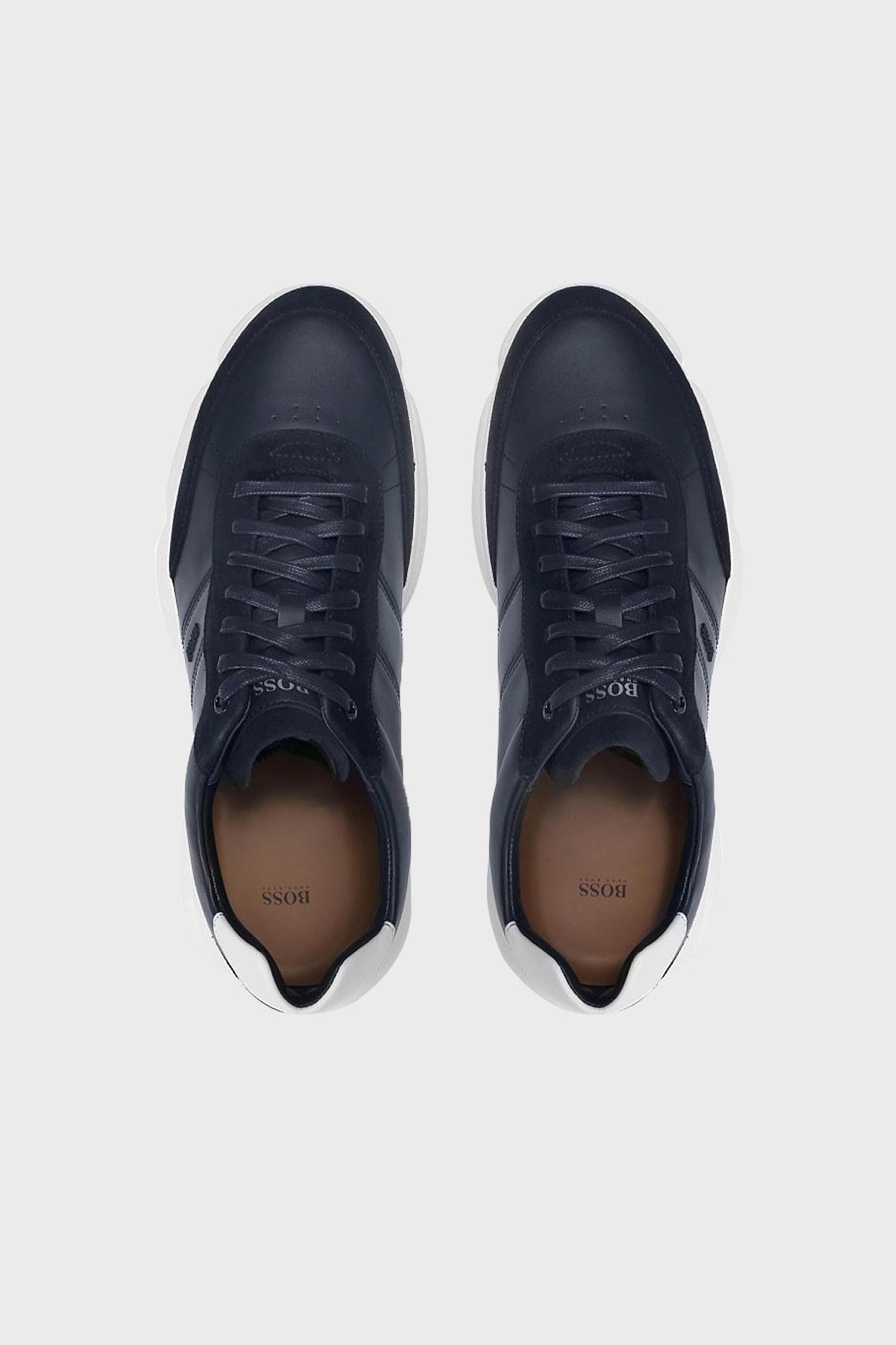 Hugo Boss Erkek Ayakkabı 50454970 401 LACİVERT