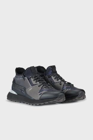 Hugo Boss - Hugo Boss Erkek Ayakkabı 50459144 001 SİYAH (1)